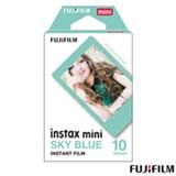 Filme Instantâneo Fujifilm Instax Mini para 10 Fotos Borda Azul - 705060214