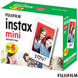 Kit Filme Instax Mini para 60 fotos - Fujifilm