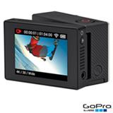 Tela Touch Removível Preto para Câmeras HERO - GoPro