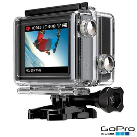 Tela Touch Removível Preto para Câmeras HERO - GoPro, Periféricos, 03 meses