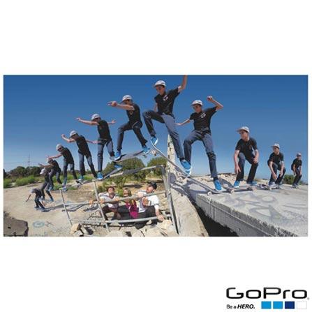 Filmadora GoPro Hero4 Black Adventure com 12 MP, Full HD e Filmagem em 4K -  HERO4BLK + Acessório para Tripé, 0