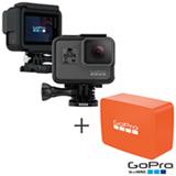 Camera Digital GoPro Hero 5 Black, 12MP, 1,5', Gravacao 4K - CHDHX-501-BR + Espuma Flutuadora Floaty - AFLTY-004