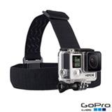 Faixa de Cabeça + Quikclip Preto para Câmera Digital - GoPro