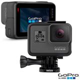 Câmera Digital GoPro Hero 6 Black com 12 MP, Gravação em 4K - CHDHX-601-RW