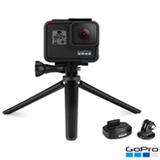 Tripé com Suporte  GoPro para Câmeras Hero Preto - ABQRT-002