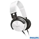 Headphone Philips, Estilo DJ de monitoramento, Branco - SHL3000