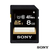 Cartão de Memória SDHC com 8 GB Classe 10 Sony