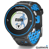 Relógio Cardíaco Forerunner 620 Azul e Preto - 010-01128-40