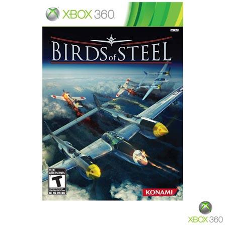 Jogo Birds Of Steel para Xbox 360, Xbox 360, Ação, DVD, 12 anos, Inglês, 03 meses, 837173014936