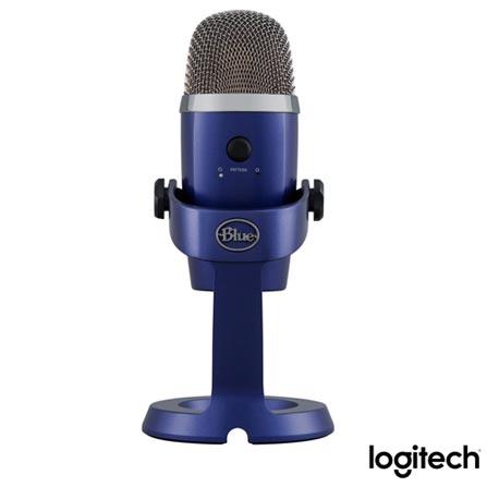 , Azul, 24 meses, Microfones, Múltiplas Plataformas, Sim