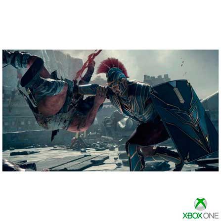 Jogo Dead Rising 3 para Xbox One + Jogo Ryse: Son of Rome para Xbox One, 0, Xbox One