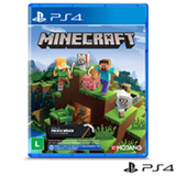 Jogo Minecraft Starter Collection para PS4
