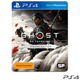 Jogo Ghost Of Tsushima Special Edition para PS4