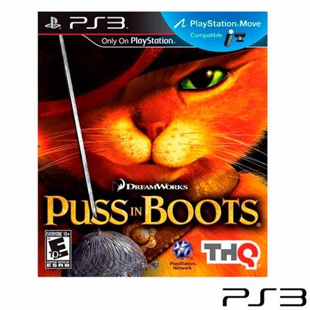 Jogo Puss In Botts para Xbox 360, Xbox 360, Ação, DVD, 10 anos, Inglês, 03 meses, 7529195539612