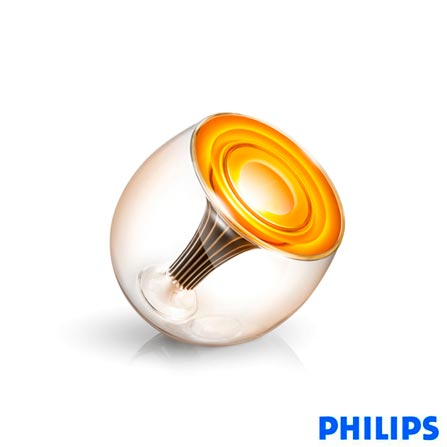 Living Colors Philips Transparente e com controle, , 8727900845303