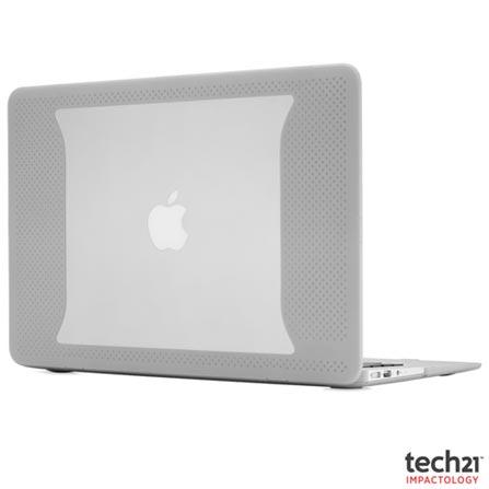 """Capa para MacBook Air 11""""  Tech 21 Impact Snap Transparente - T21-5065, Não se aplica, Capas e Protetores, 12 meses"""