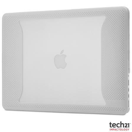 """Capa para MacBook Pro 13""""  Tech 21 Impact Snap Transparente - T21-5071, Não se aplica, Capas e Protetores, 12 meses"""
