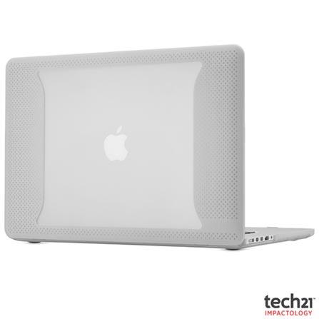 """Capa para MacBook Pro 15""""  Tech 21 Impact Snap Transparente - T21-5073, Não se aplica, Capas e Protetores, 12 meses"""