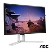 Monitor Gamer AOC Agon 24,5' 240Hz 1ms NVIDIA G-Sync  - AG251FG