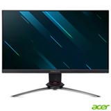 Monitor Gamer ACER Predator 27', IPS, 240HZ, 0.1ms, FHD, Ajuste de Altura, Rotação, HDR400, Delta E< 2, G-Sync, XB273GX