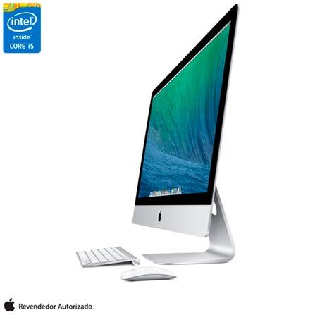 iMac com tela de 27, Intel Core i5 Quad Core, 8GB de memória, 1TB de HD com Microsoft Office 365 Home, 0