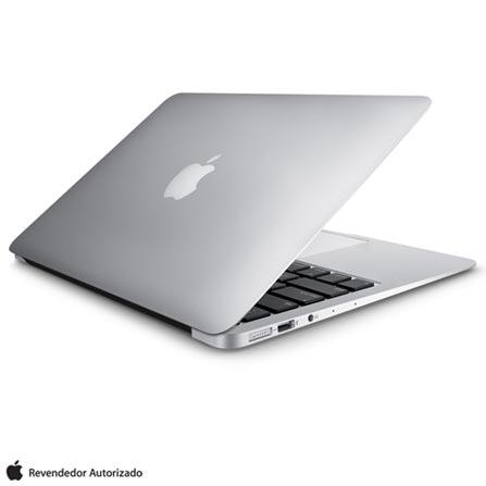 """MacBook Air, Intel® Core™ i5 Dual Core, 4 GB, 128 GB, Tela de 13,3"""" - MJVE2BZ/A + Capa Cinza Yogo - 13AIRGREY, 0, Core i5 de até 13,9''"""