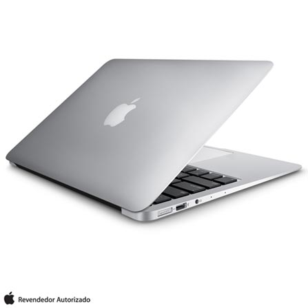 "MacBook Air, Intel® Core™ i5 Dual Core, 4GB, 128GB, Tela de 13,3"" - MJVE2BZ/A + Microsoft Office 365 Personal com 01 ano, 0, Core i5 de até 13,9''"