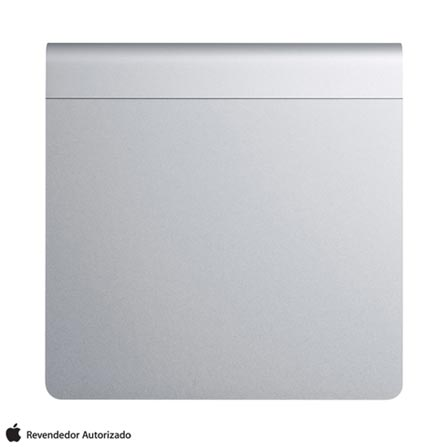 Magic Trackpad para Mac Prata Apple - MC380BZA, Prata, 12 meses