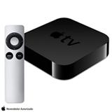 Apple TV 3ª Geração para Televisores, Preto Apple - MD199BZA