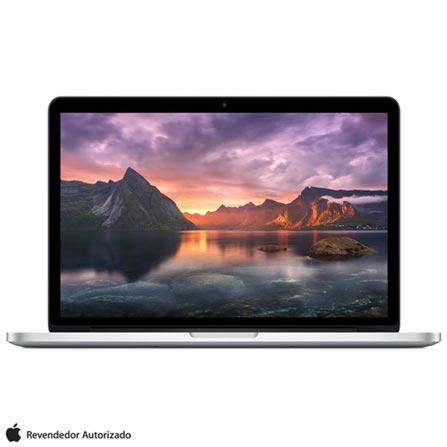 MacBook Pro, Intel® Core™ i5 Dual Core, 8GB, 256GB, OSX Yosemite, Tela de 13,3
