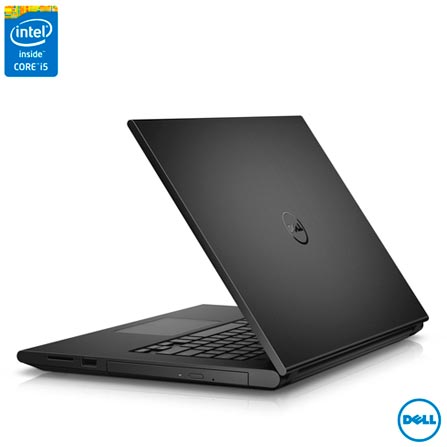 Notebook Dell, Intel Core i5-4210U, Inspiron 3000 - i14 3442-A30 + Office 365 Home Premium  - 6GQ-00408, 0, Core i5 de 14'' até 15''