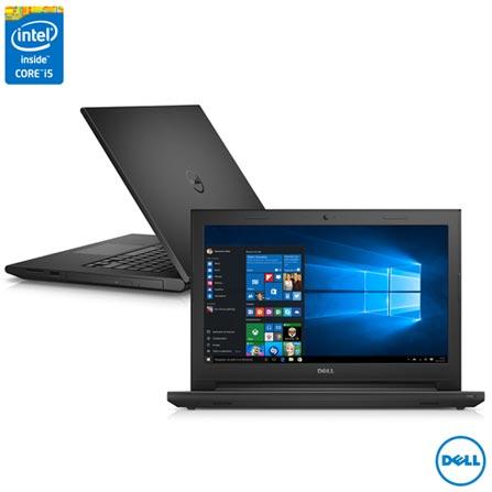 """Notebook Dell Intel® Core™ i5-4210U, 4 GB, 1 TB, Tela de 14"""" - i14 3442-C30 + Microsoft Office 365 Personal, 1, Core i5 de 14'' até 15''"""