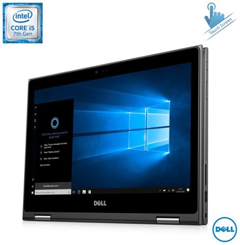 Notebook 2 em 1 Dell, Intel Core i5, 8GB, 1TB, 13,3