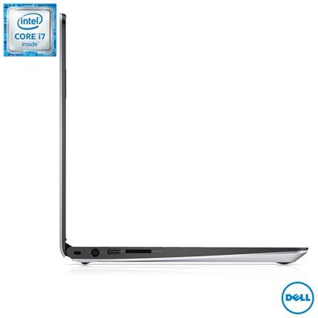 Notebook Dell, Intel Core i7-6500U, 16GB, 1TB, Tela de 14' -  i14-5457-A40 + Mouse Optico Wireless Dell - WM126, 0, Core i7 de 14'' até 15''