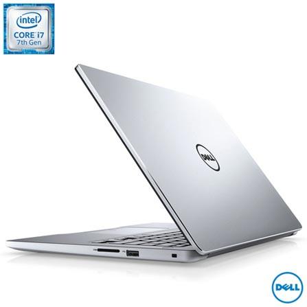 Notebook Dell, Core i7, 16GB, 1TB, 14 - i14-7460-A30S + Mouse Preto - WM326 + Office 365 Personal, 01 ano de Assinatura, 0, Acima de 12''