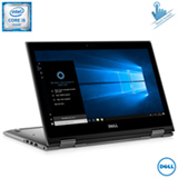 Notebook 2 em 1 Dell, Intel Core i5-6200U, 8GB, 1 TB, Tela de 13,3'', Inspiron Serie 5000 - i13-5368-A20