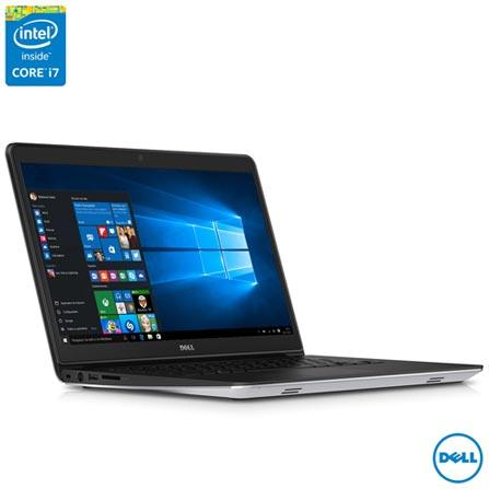 Notebook Dell Intel® Core™ i7-5500U, 8 GB, 1 TB, Tela de 14