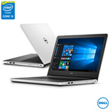 Notebook Dell, Intel Core i5-5200U, 8GB, 1 TB, Tela de 14', NVIDIA NV920, Inspiron 14 Serie 5000 - i14-5458-B40