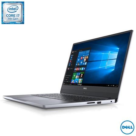 """Notebook Dell, Intel® Core i7, 16GB, 1TB, Tela de 14"""", NVIDIA® GeForce 940MX, Série 7000 - i14-7460-A30S, Bivolt, Bivolt, Não se aplica, 0000014.00, Não, Sim, 1 TB, 000016, Não, 1, 12 meses, 1 TB, DELL, INTEL, 16 GB, 7500U, Sim, CORE I7, Intel Core i7, WINDOWS 10, Windows 10, 14'', De 14'' a 15'', 0000014.00, LED, N/D, Não, Não"""