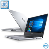 "Notebook Dell, Intel® Core i7, 16GB, 1TB, Tela de 14"", NVIDIA® GeForce® MX150, Inspiron 14 Série 7000 - i14-7472-A30S"