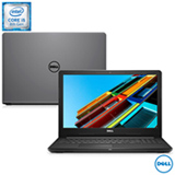Notebook Dell, Intel® Core™ i5-8250U, 8GB, 2TB, Tela 15,6', AMD Radeon™ 520, Inspiron 15 Série 3000 - i15-3576-A61C