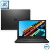 Notebook Dell, Intel® Core™ i5-8250U, 8GB, 2TB, Tela de 15,6'', AMD Radeon™ 520, Cinza, Inspiron 15 3000 - i15-3576-A63C