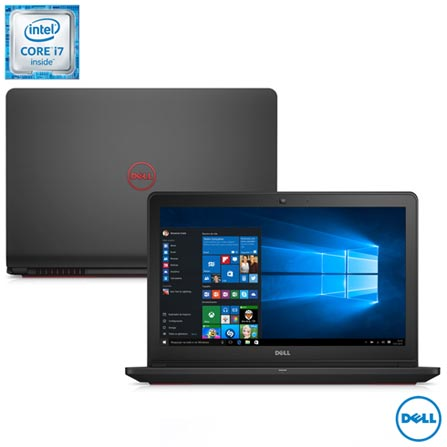 "Notebook Dell, Intel® Core™ i7, 16GB, 1TB+128 SSD, Tela 15,6"", NVIDIA® GeForce® GTX 960M, Gaming Edition - i15-7559-A30, Bivolt, Bivolt, Preto, 0000015.60, Não, Sim, 1 TB, 000016, Não, 1, 12 meses, 1 TB, DELL, INTEL, 16 GB, 6700HQ, Sim, CORE I7, Intel Core i7, WINDOWS 10, Windows 10, 15.6'', Acima de 15'', 0000015.60, LED, N/D, Não, Não"