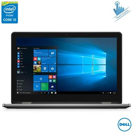 """Notebook Dell, Intel® Core™ i5-5200U, 8 GB, 500 GB, Tela de 15"""" Touch, Inspiron 15 7000 - i15-7558-A10, Bivolt, Bivolt, Não se aplica, 0000015.00, Não, Sim, 500 GB, 000008, Sim, 1, 12 meses, 500 GB, DELL, INTEL, 8 GB, 5200U, Sim, CORE I5, Intel Core i5, WINDOWS 10, Windows 10 Home, 15'', De 14'' a 15'', 0000015.00, LED Touchscreen, N/A, Não, Não"""