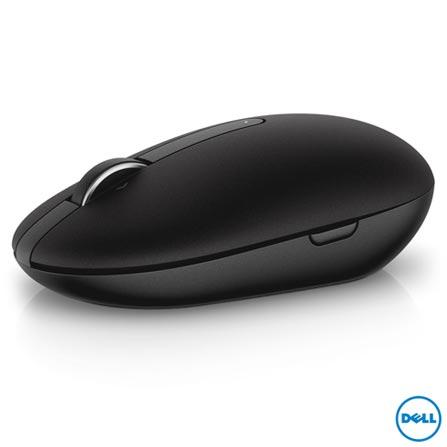 Mouse Optico Wireless Preto - Dell - WM326, Preto, Periféricos, 12 meses