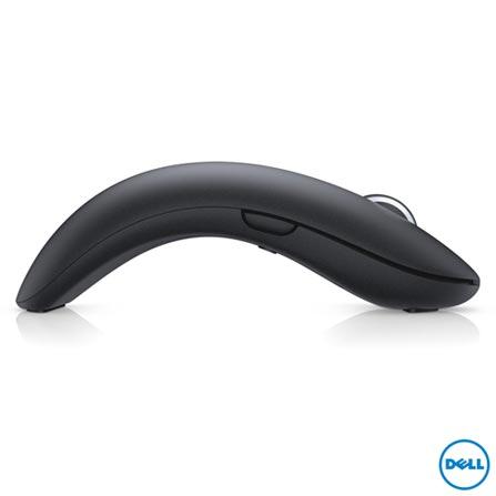 Mouse Optico Wireless Preto - Dell - WM527, Preto, Periféricos, 12 meses