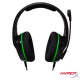 Headset HyperX CloudX Stinger Core™ Preto e Verde para PC e Xbox - HX-HSCSCX-BK