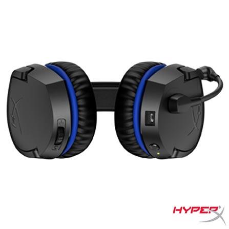 , Preto e Azul, Headphone, Múltiplas Plataformas, 24 meses, Sim