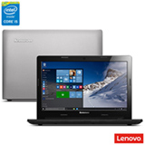 "Notebook Lenovo, Intel® Core™ i5-5200U, 4 GB, 1 TB, Tela de 14"" - G40-80"