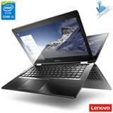 """Notebook 2 em 1 Lenovo, Intel® Core™ i3, 4GB, 500GB, Tela de 14"""" Multitouch - Yoga 500"""